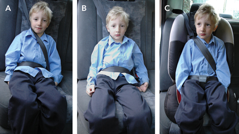 Seatbelts and the law: how well do we protect Australian children ...