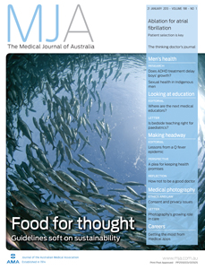 Medical Journal Of Australia - image 2