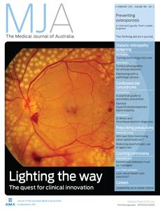 Medical Journal Of Australia - image 5