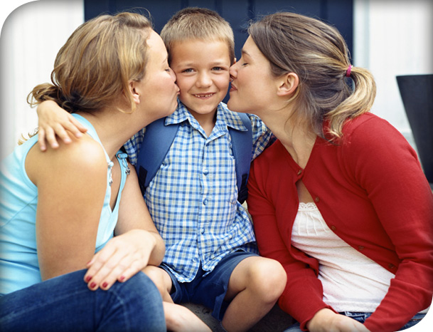 What makes a same-sex parented family? | The Medical