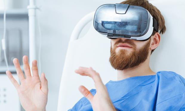Virtual medicine: how virtual reality is easing pain, calming nerves and improving health